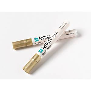 NAGA CHALK MARKER 4.5MM GOLD