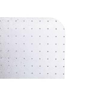 Golvskydd Matting Standard, med piggar, 100 x 120 cm, transparent
