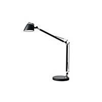 LED-bordlampe LightUp Napoli, sort