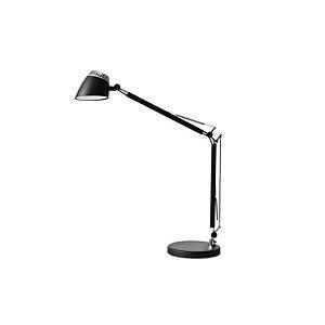 LED-bordslampa LightUp Napoli, svart