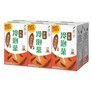 Vita Cold Brew No Sugar Dong Ding Oolong 250ml - Pack of 6