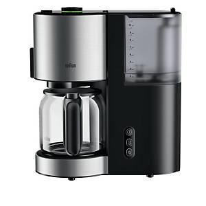 Braun ID Collection KF5120 koffiemachine, zwart
