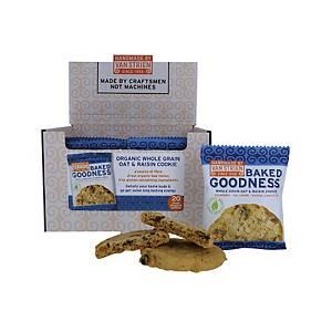 Baked Goodness koekjes haver rozijnen, pak van 20