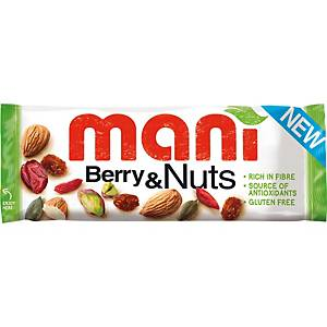 Mani Berry & Nuts - 16 packages of 50gr