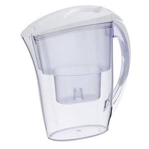Carafe de filtration d'eau Xavax avec 1 filtre