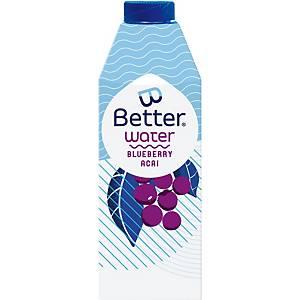 PK8 B-BETTER WATER BLUEBERRY ACAI 75CL