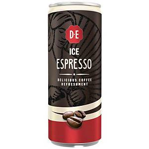 PK12 DOUWE EGBERTS ICE COFFEE ESPRESSO