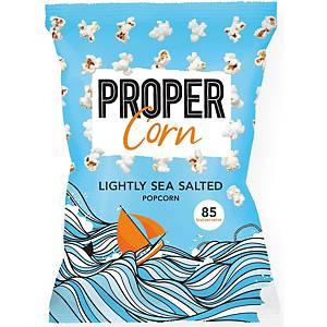 Propercorn popcorn licht gezouten, 20 g, pak van 12