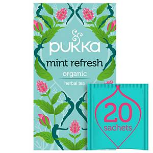 PUKKA TEA MINT 20 BAGS