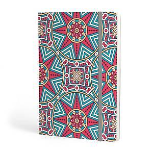 Caderno agrafado Escolofi Trinidad - A5 - 40 folhas - pontos