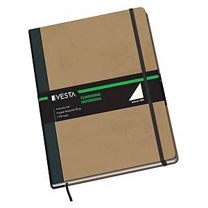 Caderno cartoné Dohe Vesta Nature - A4 - liso