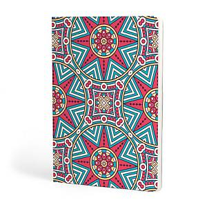 Caderno agrafado Escolofi Born - A5 - 40 folhas - pontos