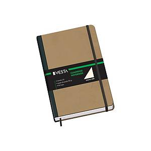 Cuaderno de cartoné Dohe Vesta Venture - A5 - 96 hojas - liso