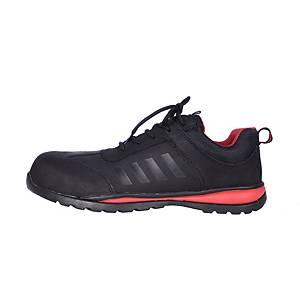 Sapatos de segurança em camurça Security Line Bora S3 - tamanho 40