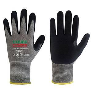 Caja de 12 pares de guantes anticorte Jomiba Kyorene 5 - talla 10