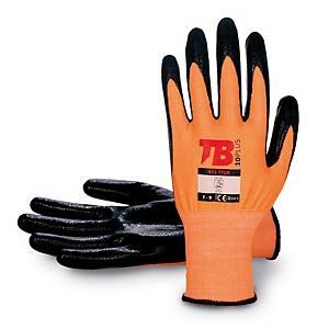 Caja de 10 pares de guantes anticorte Tomás Bodero 411TFLN - talla 10