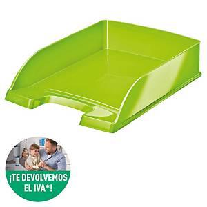 Tabuleiro de secretária Leitz Plus Wow 5226 - verde