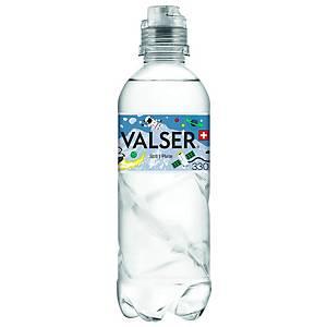 Wasser ohne Kohlensäure Valser, 33cl, Packung à 24 Stück