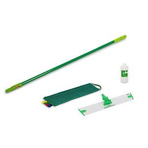 Kit de démarrage balai à franges Greenspeed Velcro