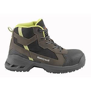 Bezpečnostní kotníková obuv Honeywell Sprint Mid, S3 HI CI SRC ESD, velikost 45