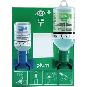 plum 4773 Augenspühlstation mit Wandbefestigung