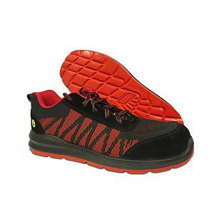 TOMAS BODERO INDRA SHOE S3 RED 44