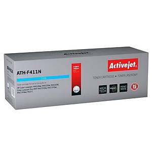 Toner ACTIVE JET ATH-F411N zamiennik HP CF411A cyan