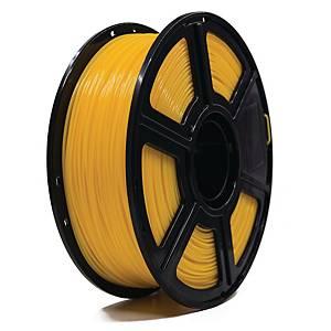Filament til 3D-print Gearlab GLB251005, PLA, 1,75 mm, sennepsgul