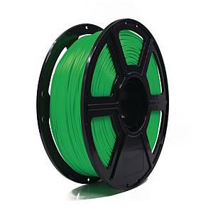 Filament til 3D-print Gearlab GLB251008, PLA, 1,75 mm, grøn