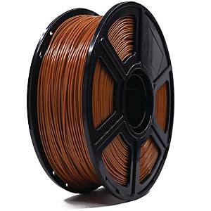 Filament til 3D-print Gearlab GLB251015, PLA, 1,75 mm, brun