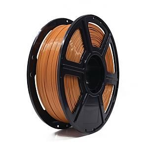 Filament til 3D-print Gearlab GLB251035, PLA, 1,75 mm, brun perlemor