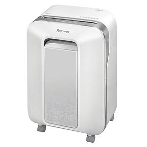Fellowes 5160001 Powershred LX 201 Shredder Microshred P-5 White