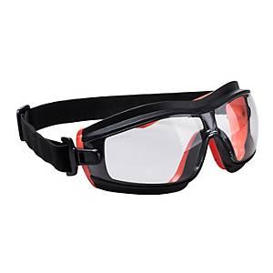 /Occhiali di protezione Portwest PW26 Slim - lente trasparente