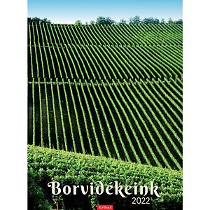 TOPTIMER WALL CALENDAR T093-06 VINEYARDS