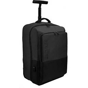 Kufr na notebook Bestlife Neoton 15,6 , černý, USB-C, s kolečky