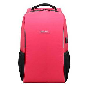 BESTLIFE BB-3462R BACKPACK 15.6  RED