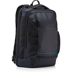 HP 5KN28AA 15,6  hátizsák újrahasznosított muáanyagokból, fekete