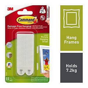 Command Picture Hanging Strips Large - Pack Of 4