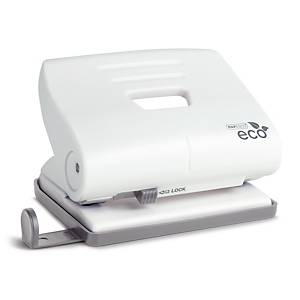 Rapesco Eco Hole Punch 2-Hole White