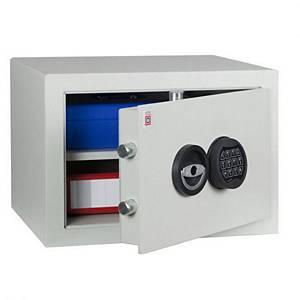 Coffre-fort ignifuge Sistec MT+, 23 l, serrure électronique, livraison et pose