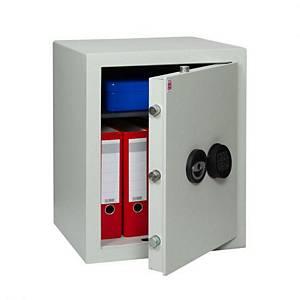 Sistec Eurosafe brandwerende kluis, 60 l, elektronisch slot