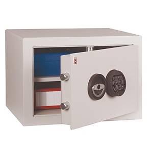 Sistec MT+ brandwerende kluis, 23 l, elektronisch slot