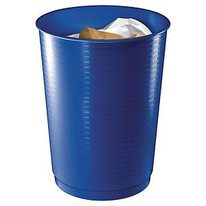 Corbeille à papier Cep Maxi - 40 L - bleue