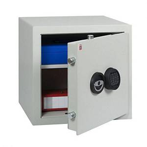 Sistec MT+ brandwerende kluis, 44 l, elektronisch slot, levering & plaatsing