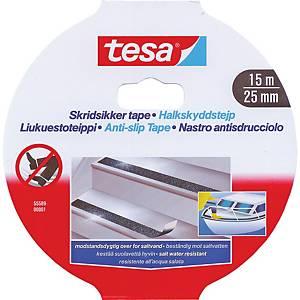 Nastro antiscivolo Tesa L 15 m x H 25 mm