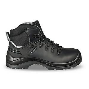 Sicherheitsschuh Safety Jogger X430 S3 ESD SRC, schwarz, Grösse 47