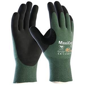 Schnittschutzhandschuhe Maxicut 44-304, Grösse 10, hellblau