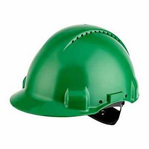 Casque de sécurité 3M Peltor G3000, ABS, vert