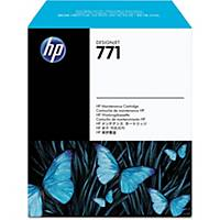 HP 771 DesignJet Maintenance Cartridge (CH644A)