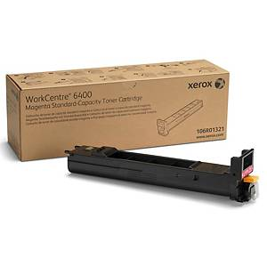 Xerox 106R01321 Laser Toner Cartridge Magenta